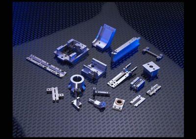 CNC Milling, A2 Tool Steel, 303 SST, 304 SST